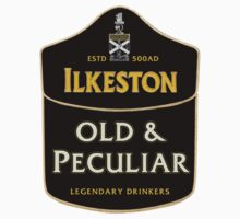 Ilkeston - Old & Peculiar Legendary Drinkers Kids Clothes