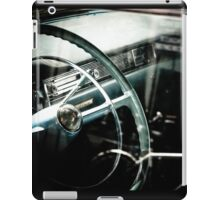 Cadillac Times iPad Case/Skin