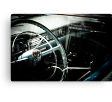 Cadillac Times Canvas Print