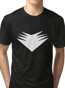 Shadow The  Hedgehog Cosplay hoodie v2 Tri-blend T-Shirt
