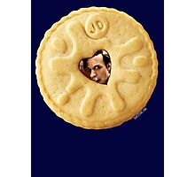 Trapped in a Jammie Dodger Photographic Print