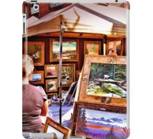 The Artist and His Craft iPad Case/Skin