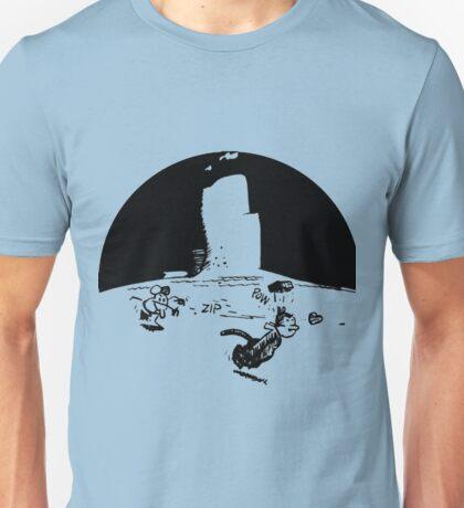 Krazy Kat Pulp Fiction Unisex T-Shirt