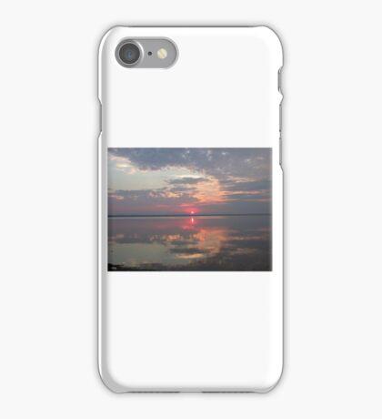 August Mirror iPhone Case/Skin