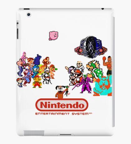 NES Classic iPad Case/Skin