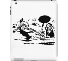 Pulp Fiction Tshirt iPad Case/Skin