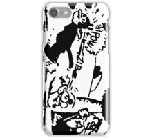 Pulp Fiction Tshirt iPhone Case/Skin