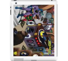 The Knight Watchman Watchtower by Keith Howell iPad Case/Skin