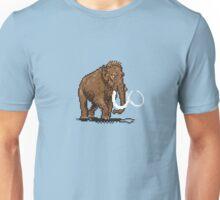 Prehistoric Pixels - Mammoth Unisex T-Shirt