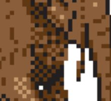 Prehistoric Pixels - Mammoth Sticker