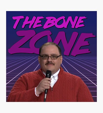 Ken Bone - The Bone Zone Photographic Print