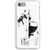 Krazy Kat & Ignatz iPhone Case/Skin