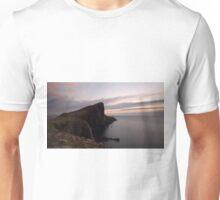 Neist Point Lighthouse at Sunset Unisex T-Shirt