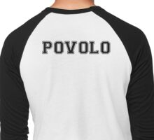 Starkid Baseball Tee - Jim Povolo Men's Baseball ¾ T-Shirt