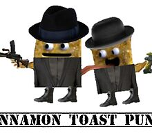 Cinnamon Toast Punks by myimagination7
