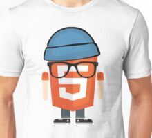 HTML 5 Unisex T-Shirt