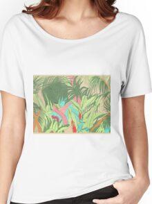 Enchanted Gardens Women's Relaxed Fit T-Shirt