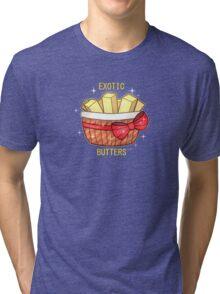 FNAF Exotic Butters Tri-blend T-Shirt