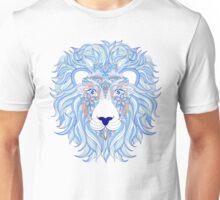 head of lion Unisex T-Shirt
