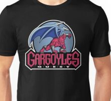 Gargoyle's Quest the TV Series Unisex T-Shirt
