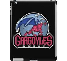 Gargoyle's Quest the TV Series iPad Case/Skin