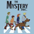 Scooby Doo Abbey Road by pixel-designs