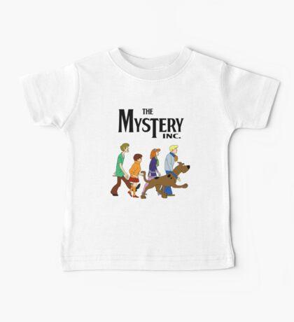 Scooby Doo Abbey Road Baby Tee