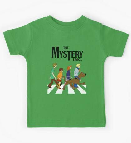 Scooby Doo Abbey Road Kids Tee