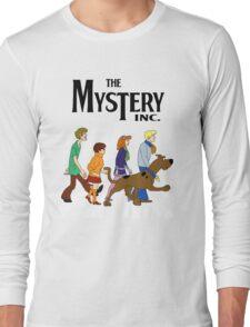 Scooby Doo Abbey Road Long Sleeve T-Shirt