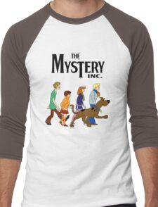 Scooby Doo Abbey Road Men's Baseball ¾ T-Shirt