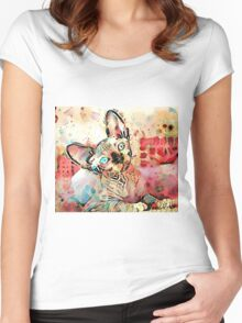 Let's Play Women's Fitted Scoop T-Shirt