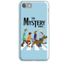 Scooby Doo Abbey Road iPhone Case/Skin