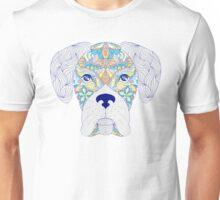 head of dog  Unisex T-Shirt