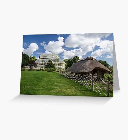 National Botanical Gardens ,Dublin Greeting Card