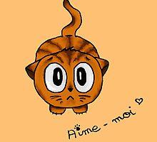 """Kitten """"Aime-moi"""" by Yulielle"""
