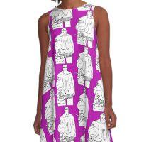 THE GRAND QIZAR OF PLEETAYG A-Line Dress