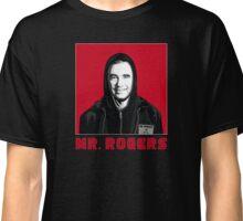 Mr. Robot / Mister Rogers mashup Classic T-Shirt