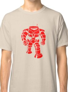 Manbot - Red Classic T-Shirt