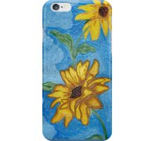 Lil' Bit of Sunshine in Plastic Wrap. iPhone Case/Skin