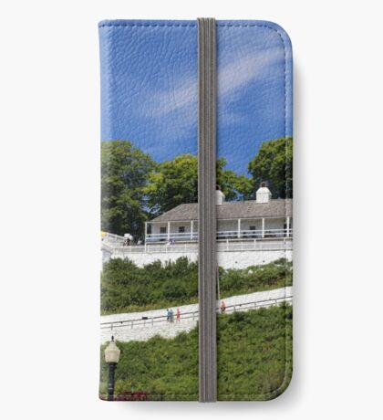 Fort Mackinac iPhone Wallet/Case/Skin