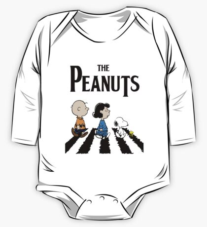 Peanuts Abbey Road One Piece - Long Sleeve