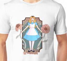 Alice Nouveau  Unisex T-Shirt