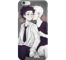 Cheeky Kiss iPhone Case/Skin