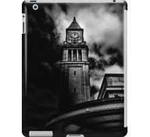 Clock Tower No 10 Scrivener Square Toronto Canada iPad Case/Skin
