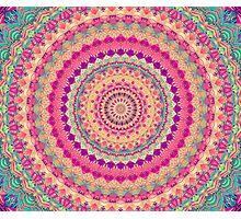 Mandala 148 Photographic Print