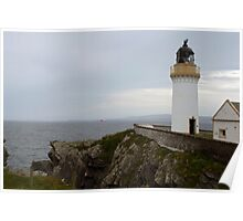 Kirkabister Ness Lighthouse Poster