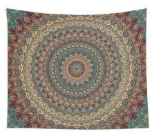Mandala 147 Wall Tapestry