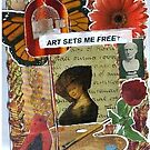 Art Sets Me Free by RobynLee