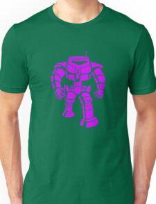 Manbot - Purple Variant Unisex T-Shirt