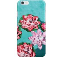 Pseudo Lilies iPhone Case/Skin